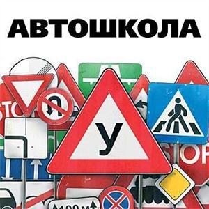 Автошколы Агаповки