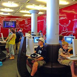 Интернет-кафе Агаповки
