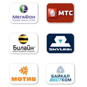 Операторы сотовой связи Агаповки
