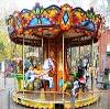 Парки культуры и отдыха в Агаповке