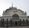 Железнодорожные вокзалы в Агаповке