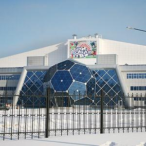 Спортивные комплексы Агаповки