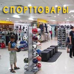 Спортивные магазины Агаповки