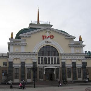 Железнодорожные вокзалы Агаповки